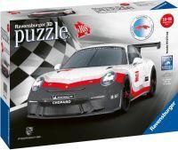 """Ravensburger 3D Puzzle-Autos """"Porsche 911 GT3 Cup"""" 108 10 - 99 Jahre 3D Puzzle von Ravensburger"""
