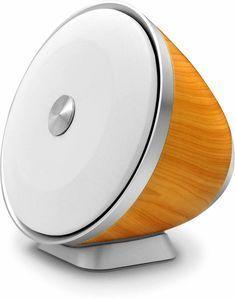 swisstone BX 700 Bluetooth Lautsprecher braun/weiß