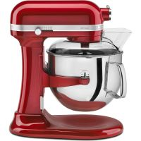 KitchenAid Küchenmaschine 6,9L Artisan empire rot (5KSM7580XEER)