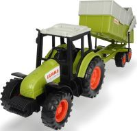 Dickie Claas Tractor and Trailer