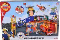 Simba FS Sam Mega-Feuerwehrstation XXL (36100508)