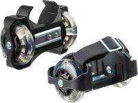 New Sports NSP Fersenroller mit LED, schwarz (73420504)