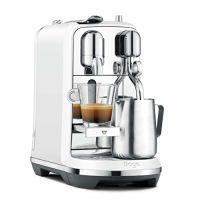 Sage Nespresso Kapsel-Automat SNE800SST2EEU1 Sage Creatista Plus weiß