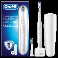 Oral-B Pulsonic Slim One 2200 White Elektrische Zahnbürste