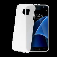 Celly, Frost Cover für Samsung Galaxy S7, Wei
