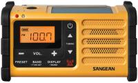 Sangean DYNAMIO RADIO + SOLARPANEL (MMR88        SW/GELB)
