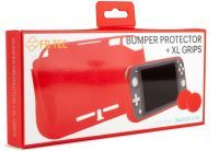 Switch-L Bumper + Grips Englisch