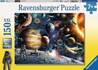 """Ravensburger Kinderpuzzle """"Im Weltall"""" 150 Teile ab 7 Jahre Puzzle von Ravensburger"""