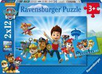 Ravensburger PAW Pz. Ryder und die Paw Patrol 2x12T (60426899)