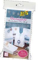 Folia, Adventskalender mit 24 Papiertüten, 24 Papiertüten (WEISS)