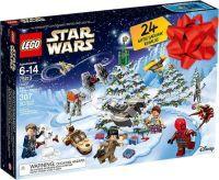 LEGO®, Adventskalender 75213, Star Wars™, 38,2x7,1x26,2 cm, 307 Teile, 75213