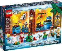 Lego, Adventskalender 60201, City, 38,2x26,2x7,1 cm