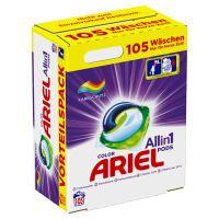 Ariel 3in1 Pods Colorwaschmittel 105 WL