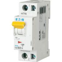 Eaton Leitungsschutzschalter 25A 1-polig+N B-Char