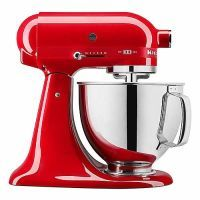 "KitchenAid ""Queen of Heart"""" Küchenmaschine 4.8L"" passion red (5KSM180HESD)"