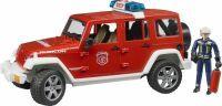 bruder Jeep Wrangler Unlimited Rub. Feuerwehr (33109385)