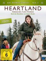 Heartland - Paradies für Pferde, Staffel 10.2 (3 DVDs)