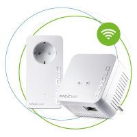 Powerline-Adapter, WLAN-Access Point devolo Power WLAN Magic 1 WiFi mini Starter Kit
