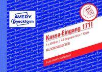 KASSA-EINGANG 1711 A6 SD
