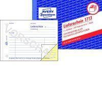 LIEFERSCHEINE SD A6 1713