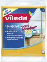 VILEDA Fenstertuch  30% Microfaser 39x36cm (3529/  629)