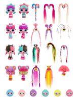 MGA Entertainment Pop Pop Hair Surprise 3-in-1 Pops sort.