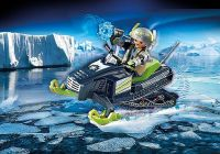 Playmobil, Arctic Rebels Eisscooter, Top Agents, 70235