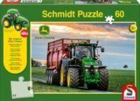 Schmidt Spiele John Deere Traktor 8370R (56043) Puzzle