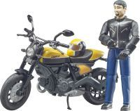 bruder bworld Scrambler Ducati Full Throttle (33800495)