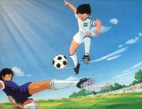 Captain Tsubasa - Die tollen Fußballstars - Gesamtbox (12 DVDs)