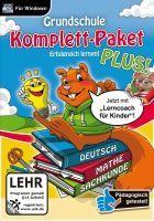 Grundschule Komplettpaket Plus (PC)