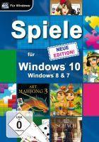 Spiele für Windows 10 Neue Edition (PC)