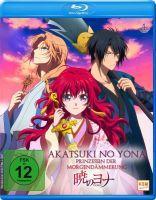 Akatsuki no Yona - Prinzessin der Morgendämmerung Volume 1: Episode 01-05 (Blu-ray)