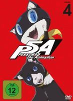 PERSONA5 the Animation Vol. 4 (2 DVDs)