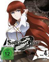 Steins;Gate 0 Vol. 4 (Blu-ray)