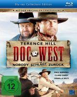 Doc West - Nobody schlägt zurück - Collectors Edition (Blu-ray)