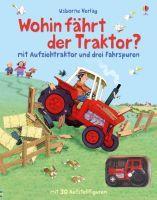Usborne Verlag Nina & Jan - Wohin fährt der Traktor (67619242)