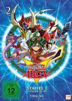Yu-Gi-Oh! ARC-V - Staffel 1.2: Episode 25-49 (5 DVDs)
