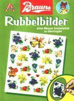 RUBBELBILDER BLUMENMOTIVE