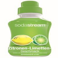 SodaStream, Sirup (ZITRONE)