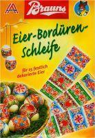 BRAUNS EIER-BORDÜREN-SCHLEIFE 15