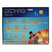John Geomag, Magnetkonstruktionsset 30, Color, ORANGE, GELB, 30 Teile, 251