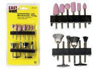 Multipack EASY WORK EW Schleif- und Bürstenstiftes () - 12 Stück