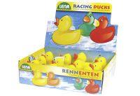 Multipack Simm Racing Ducks 8cm, Display (65532) - 12 Stück