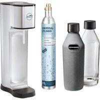 mySodapop Trinkwassersprudler Joy Prestige Silver