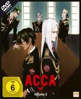 ACCA - 13 Territory Inspection Dept. - Volume 2: Episode 05-08 (DVD)