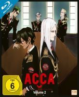 ACCA - 13 Territory Inspection Dept. - Volume 2: Episode 05-08 (Blu-ray)
