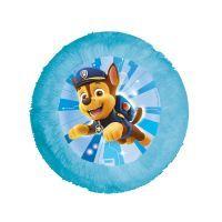John, Squeezeball zum Quetschen mit Lizenz-Motiv, Paw Patrol, 9 cm, Mehrfarbig, 56641 (56641)