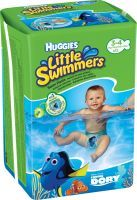 Multipack NIP Huggies Little Swimmers 3-4 (81023) - 8 Stück