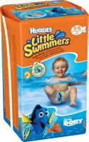 Multipack NIP Huggies Little Swimmers 5-6 (81024) - 8 Stück